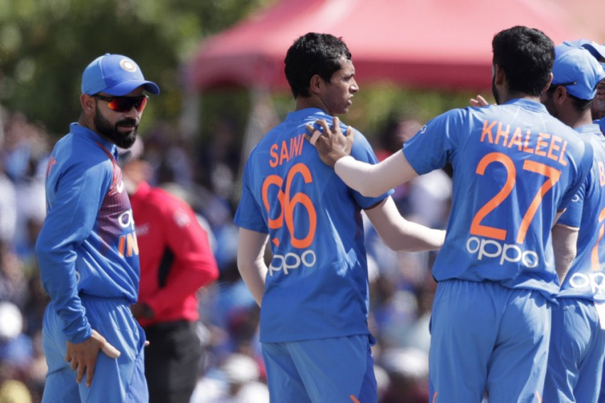 WI Vs IND, 2nd T20I: Focus On Navdeep Saini As India Look To Clinch Series Against West Indies