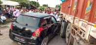 Unnao Rape Survivor Accident: Truck Driver Says His Vehicle Skidded Due To Heavy Rains