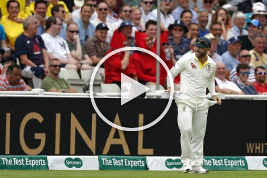 Ashes 2019, ENG Vs AUS: Brilliant David Warner Comes Up With Hilarious Response To Unending Sandpaper Torment – WATCH