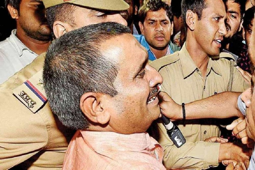 Unnao Rape Case: Delhi Court Issues Production Warrant Against Ex-BJP MLA Kuldeep Singh Sengar