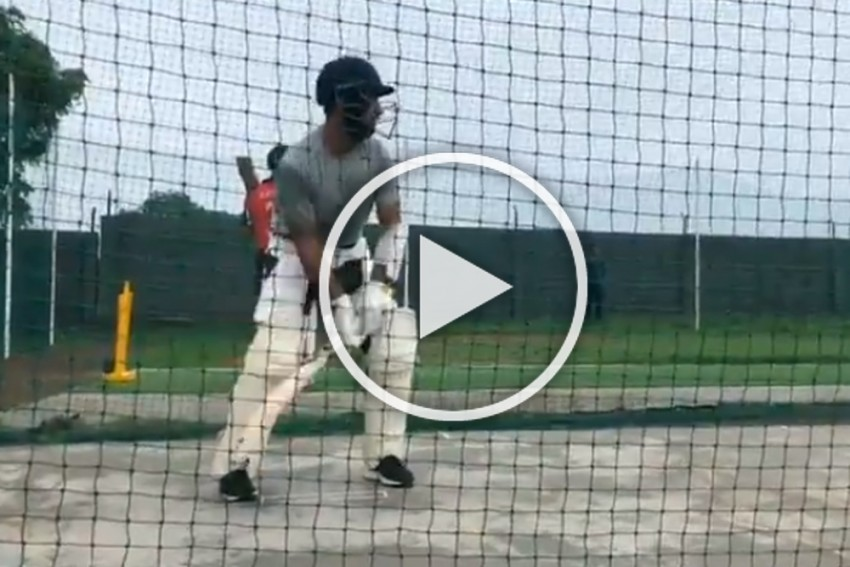 'Hustle Mode On' Cheteshwar Pujara Gears Up For India Vs West Indies Test Series – WATCH