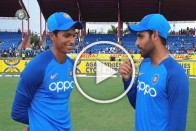 I Could Not Believe It When I Got The India Cap, Says Navdeep Saini After T20I Win Vs West Indies – WATCH