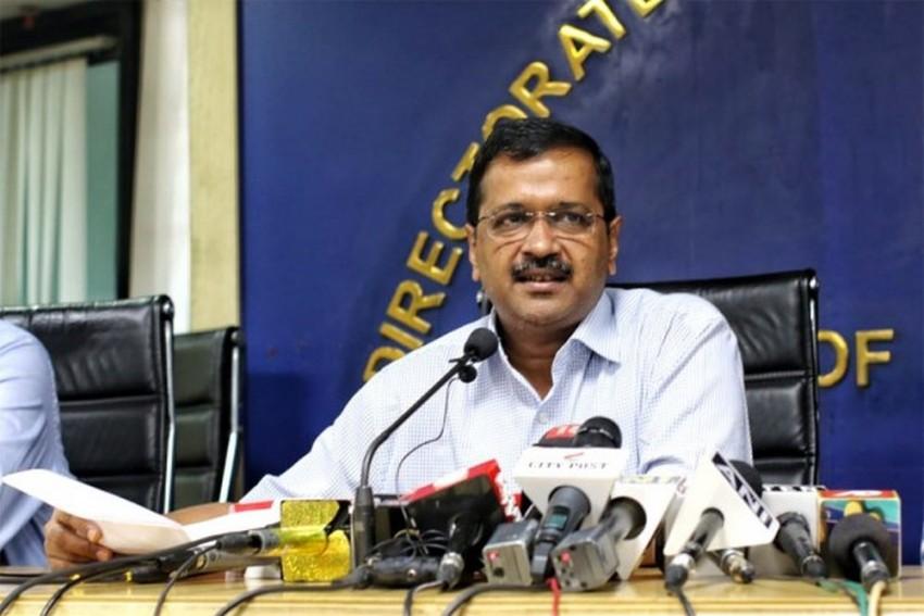 We Support Centre's Move On Its Decisions On J&K: Delhi CM Arvind Kejriwal
