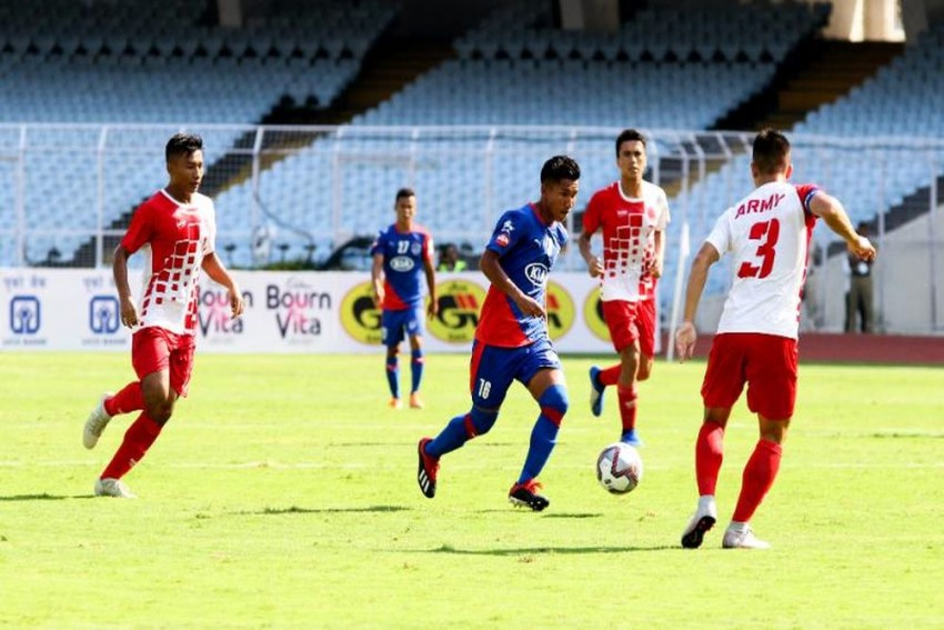 Durand Cup: Bengaluru FC Drop Points Against Army Red