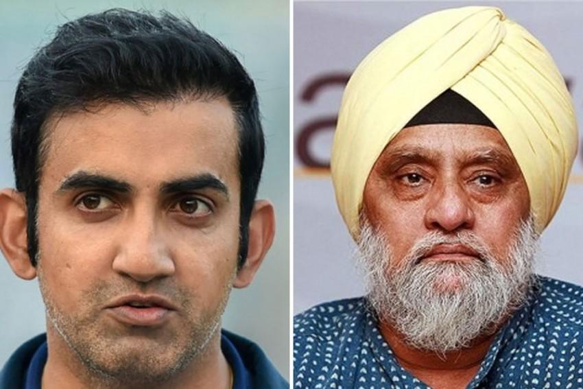 Navdeep Saini Row: Bishan Singh Bedi Tried To Push His Son Angad In Delhi Teams, Claims Gautam Gambhir
