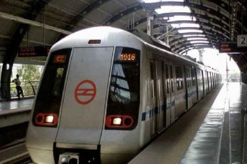 Delhi Metro Put On High Alert After Government Scraps Article 370 In J&K