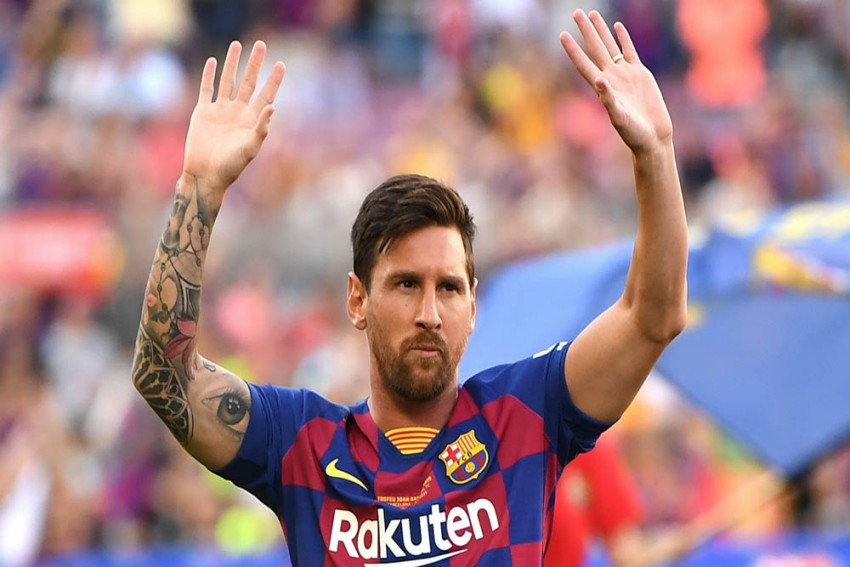 I Have No Regrets About Champions League Pledge: Lionel Messi