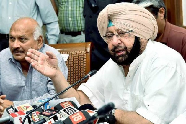 'Which Side Are You In': Amarinder Singh Asks  AAP MLA Over Article 370 Comment