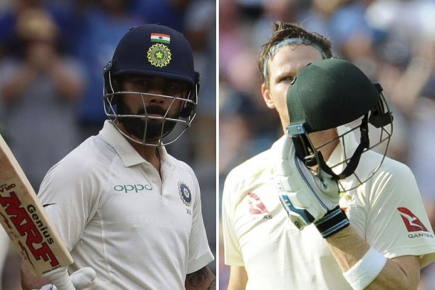 ICC Test Rankings: Steve Smith Breathes Down Virat Kohli's Neck, Nathan Lyon Makes Massive Jump