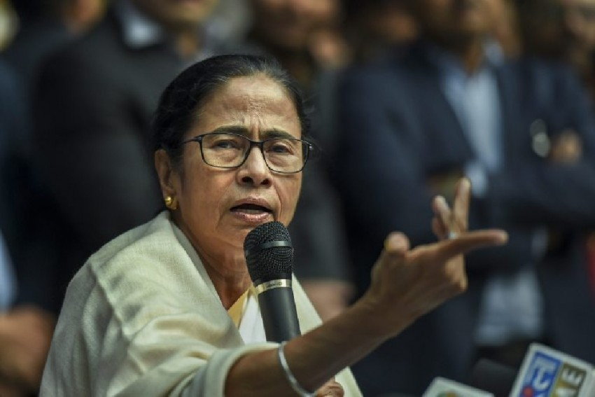 Will Strongly Oppose Bill To Bifurcate Jammu And Kashmir, Says Mamata Banerjee