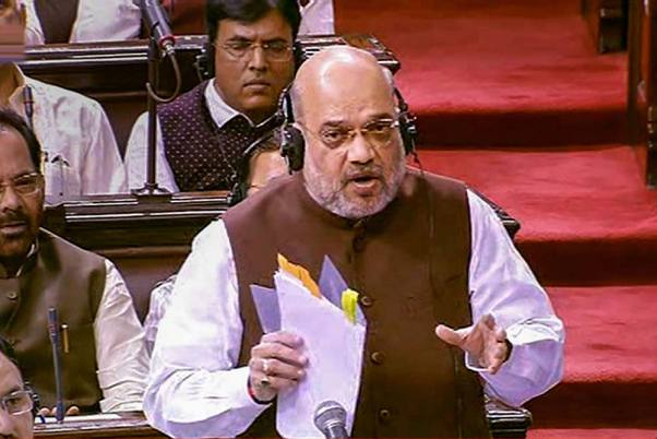 PoK, Aksai Chin Included When I Talk About J&K, Says Amit Shah In Lok Sabha