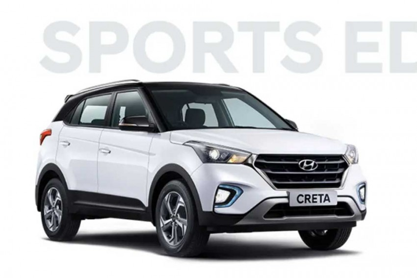 Hyundai Creta Sports Edition Launched; Sunroof And More At A More Affordable Price