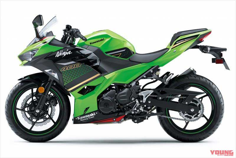 Kawasaki Ninja 400 Just Got A Bit More Snazzier