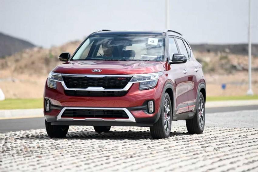 Kia Seltos Fuel Efficiency Figures Revealed