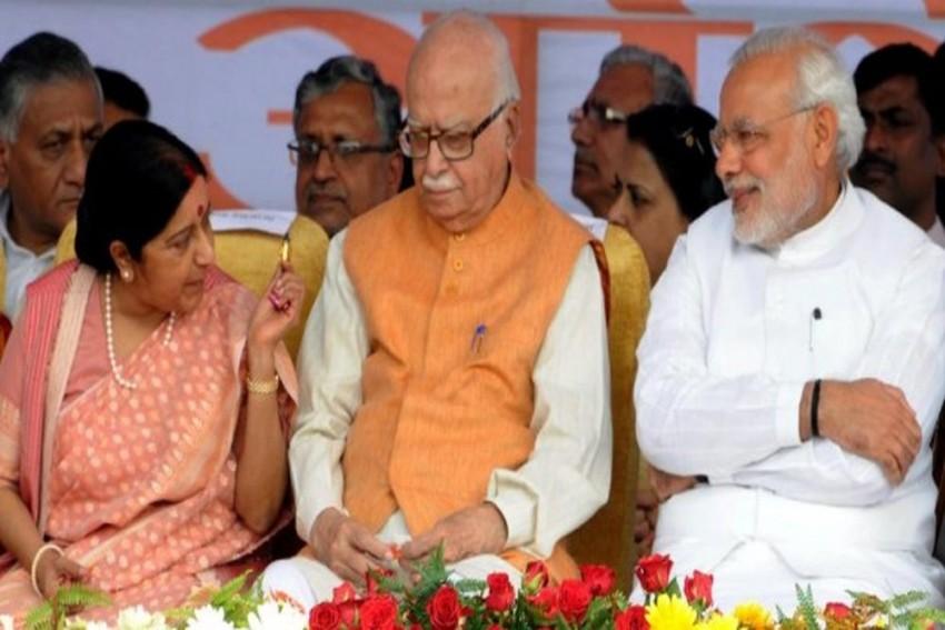 Not A Single Year She Missed Bringing My Favourite Chocolate Cake: LK Advani on Sushma Swaraj