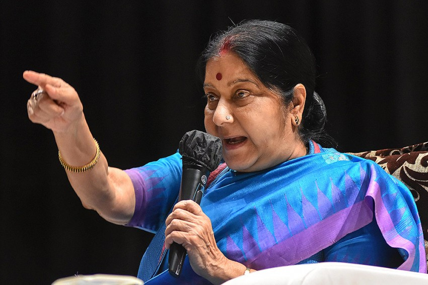 Delhi Government Declares 2-Day Mourning As Mark Of Respect For Sushma Swaraj