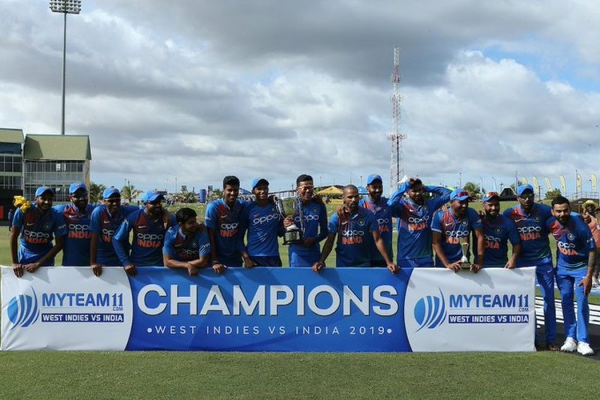 West Indies v India, 3rd T20: Deepak Chahar, Rishabh Pant Heroics Help IND Complete Series Sweep