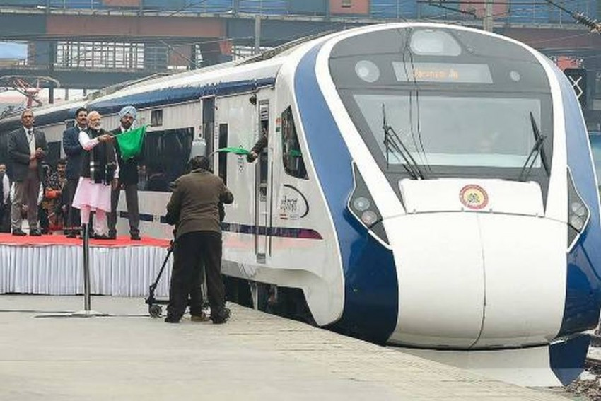 Vande Bharat Express To Have 'Airhostesses' To Give Flight-Like Hospitality To Passengers