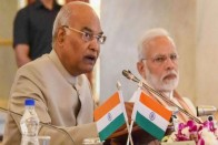 President Ram Nath Kovind Declares Abrogation Of Provisions Of Article 370