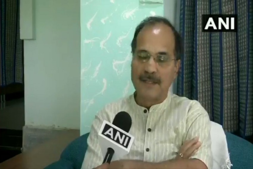Situation In Jammu and Kashmir Similar To Concentration Camp: Congress' Adhir Ranjan Chowdhury