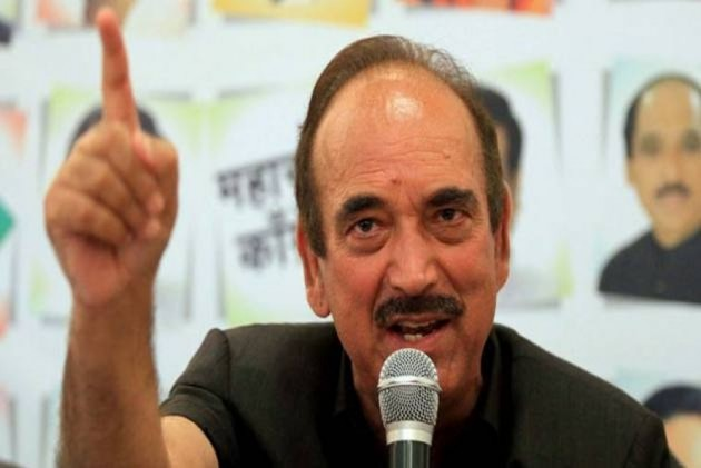 Ghulam Nabi Azad's Remark On Doval's J&K Visit Will Be Used By Pakistan, He Should Apologise: BJP