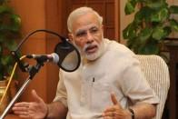 PM Narendra Modi To Address Nation At 8 PM Today