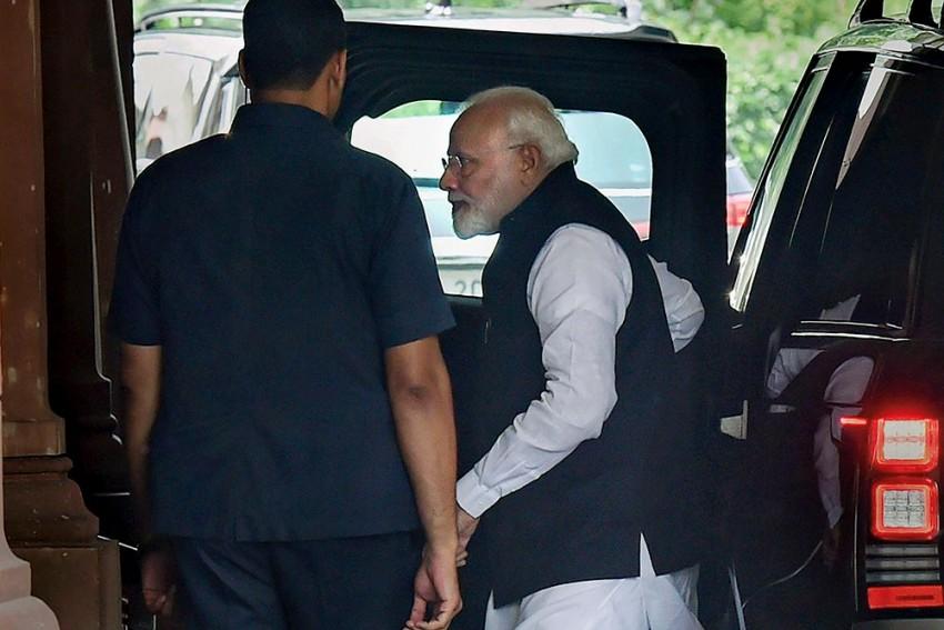 PM Narendra Modi May Address Nation On Centre's Decision To Scrap Article 370: Report