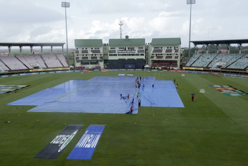 West Indies vs India, 1st ODI, Providence Stadium, Guyana, Highlights: Match Abandoned Due To Rain And Wet Outfield
