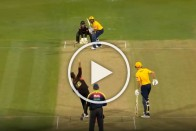 South African Colin Ackermann Claims New T20 World Record, Registers Best Bowling Figures – WATCH