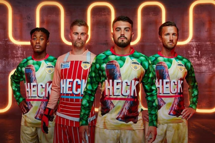 You'll Never Pork Alone – English Club Unveils Sausage-Themed Kit