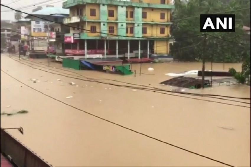 22 Dead As Rain Lashes Kerala, State Seeks Army, IAF Help