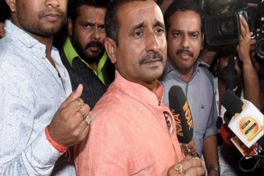 Unnao Rape Case: Delhi Court Frames Rape Charges Against Expelled BJP MLA Kuldeep Sengar