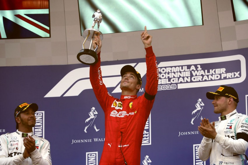 Belgian Grand Prix: Charles Leclerc Claims Deserved Maiden Win As F1 Pays Tribute To Anthoine Hubert At Spa