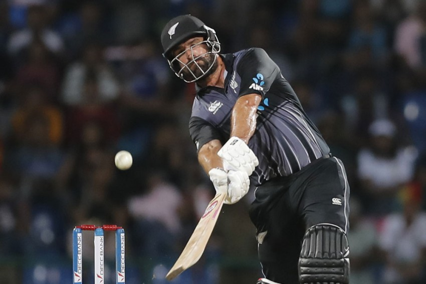 SL Vs NZ, 1st T20I Highlights: Colin De Grandhomme, Ross Taylor Set Up 5-Wicket Win For New Zealand