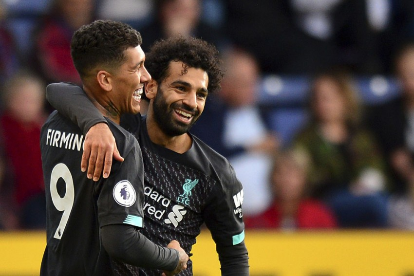 Burnley 0-3 Liverpool: Roberto Firmino Nets 50th EPL Goal In Reds' Record-Setting Win
