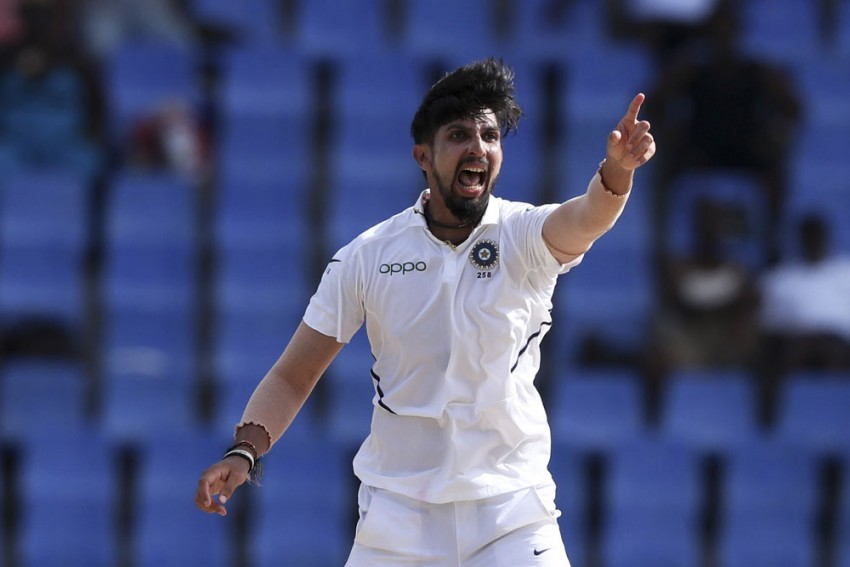 WI Vs IND, 2nd Test: Ishant Sharma Breaks Kapil Dev Record, Becomes Most Successful Indian Pacer Outside Asia