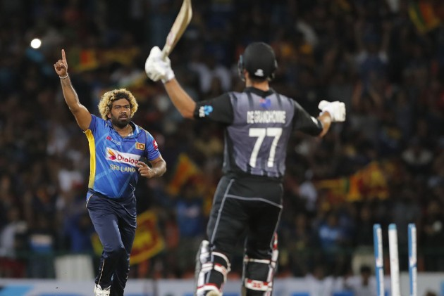 Sri Lanka Vs New Zealand: Lasith Malinga Breaks Shahid Afridi's Record To Become Highest Wicket-Taker In T20Is