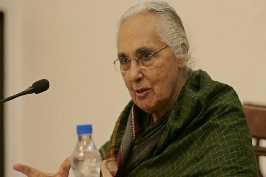 JNU Asks Historian Romila Thapar For Her CV To Decide If She Can Continue As Professor Emerita