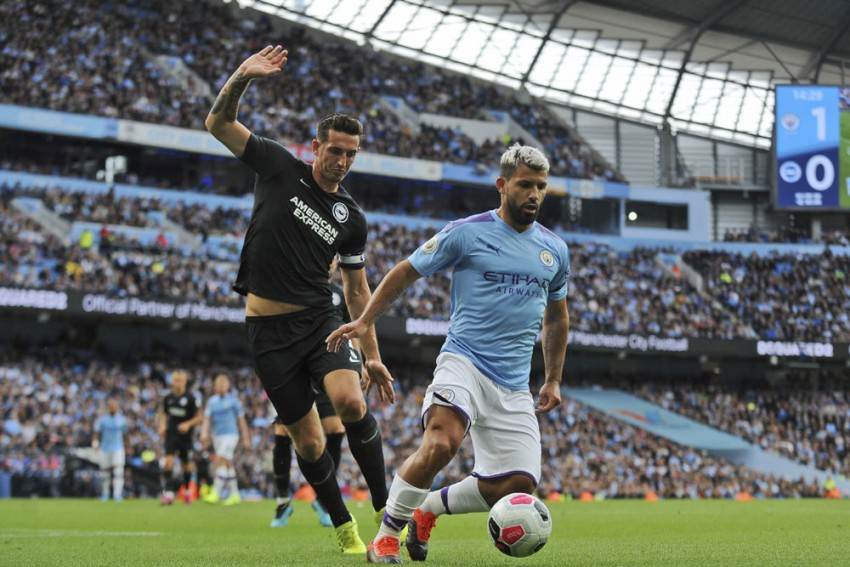 Sergio Aguero Will Die Scoring Goals, Says Manchester City Boss Pep Guardiola