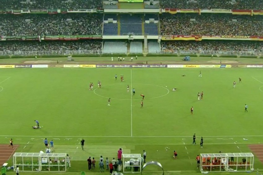 Calcutta Football League 2019: East Bengal Hold Defending Champions Mohun Bagan In Goalless Draw