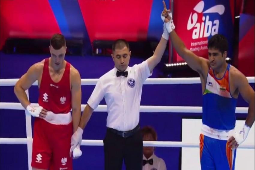 World Boxing Championships: Brijesh Yadav Wins Opener, India Off To Good Start