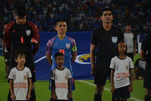 sports shoes 75ca7 408b9 2022 FIFA World Cup Qualifier: No Sunil Chhetri In India's ...