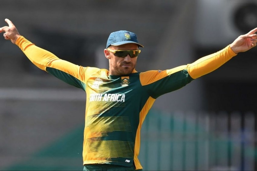 Faf Du Plessis A Great Captain But Need To Look At Future - South Africa Cricket Team Director Enoch Nkwe