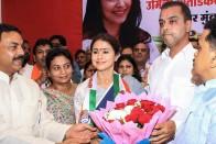 Actor-Turned-Politician Urmila Matondkar Quits Congress, Cites 'Petty In-House Politics' As Reason