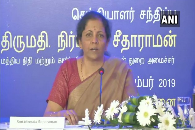On Declining Automobile Sales, FM Nirmala Sitharaman Says Ola, Uber One Of The Factors