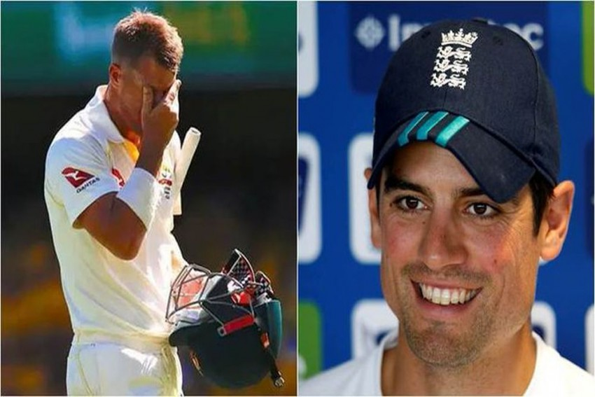 Alastair Cook's Shocking Revelation About David Warner Confessing To Ball-Tampering Before Sandpapergate