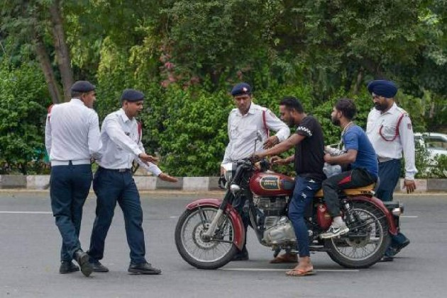 Gujarat Reduces Traffic Violation Fines Stipulated By New Motor Vehicles Act