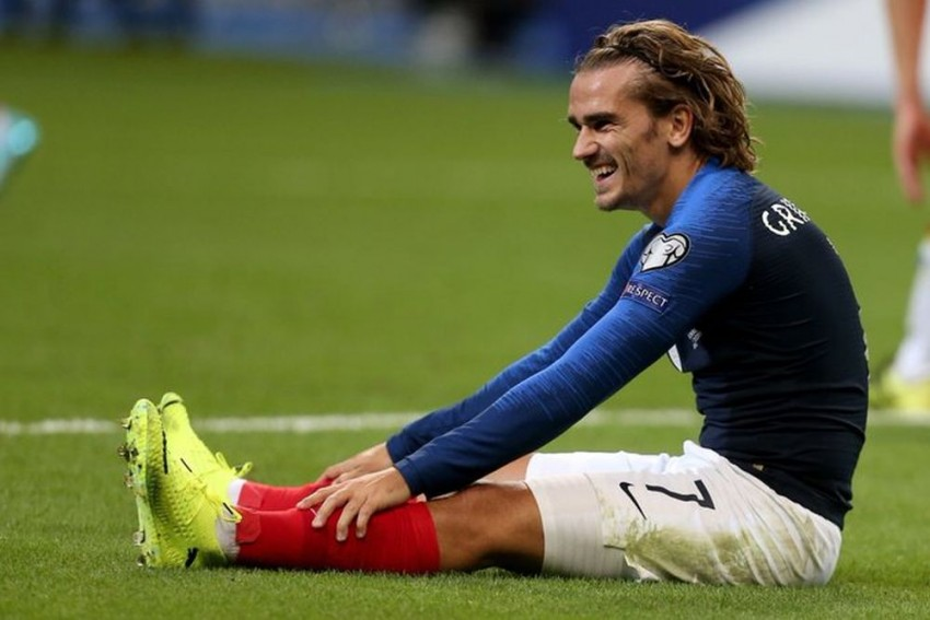 Antoine Griezmann: Stopping Matches For Homophobia, Racism 'Very Good'