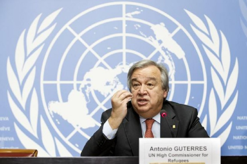UN Chief Wants India, Pakistan To Resolve Kashmir Issue Through Dialogue
