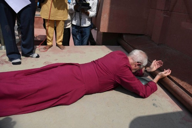 'Ashamed, Sorry For Jallianwala Bagh Massacre': Canterbury Archbishop Pays Tribute To Victims